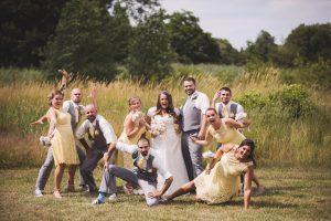 Kayla and Josh Wedding - Duneland Falls - Chesterton, IN