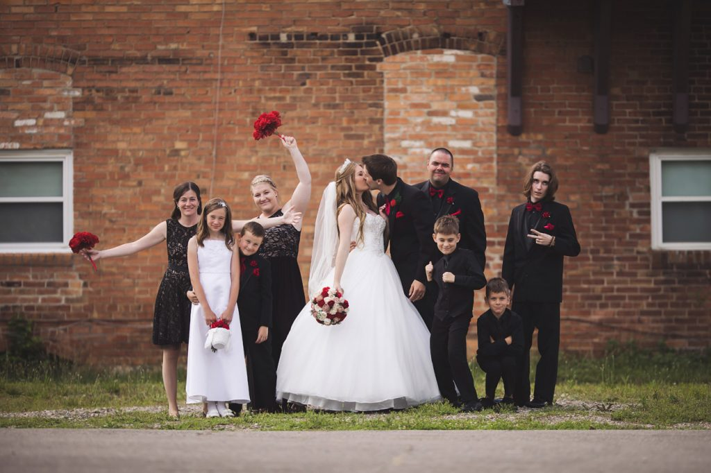 Megan and Cody, Columbiaville, MI, Destination Wedding Photographer