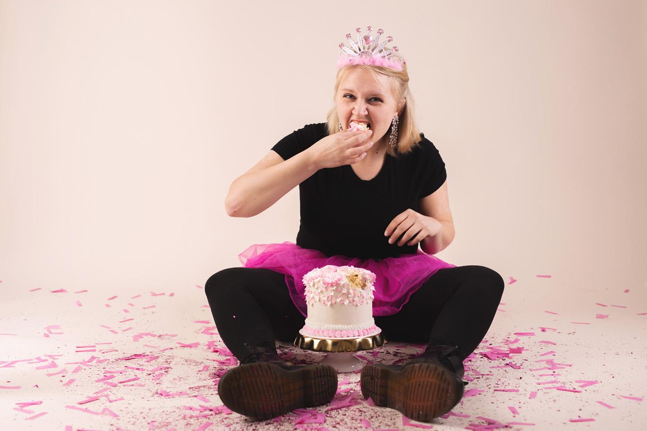 Kylie Cake Smash