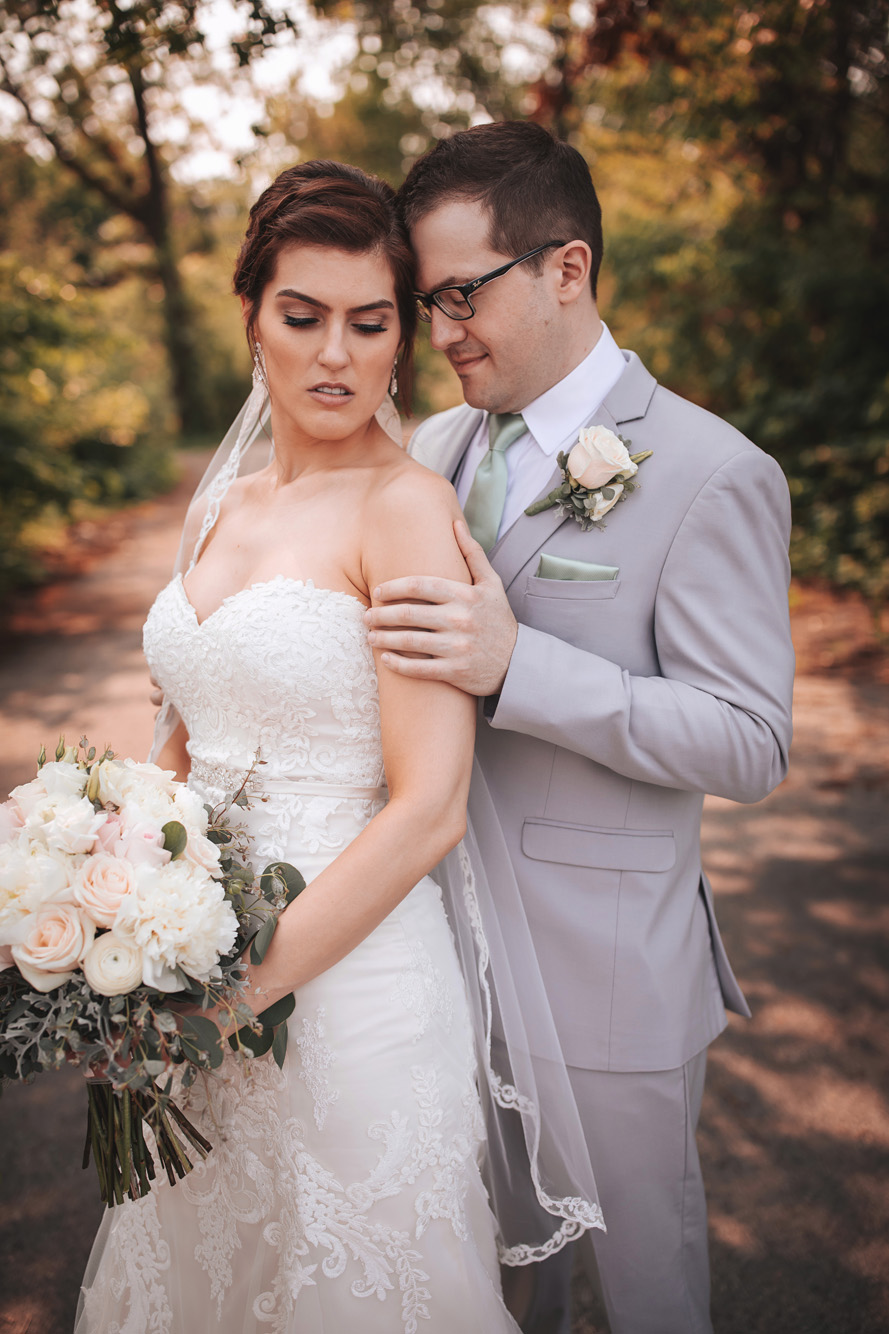 Jackie and Paul at Allure on the Lake by Velvet Lotus Photography